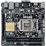 ASUS H110I-PLUS/CSM Motherboard Mini ITX DDR4 LGA 1151 H110I-PLUS/CSM