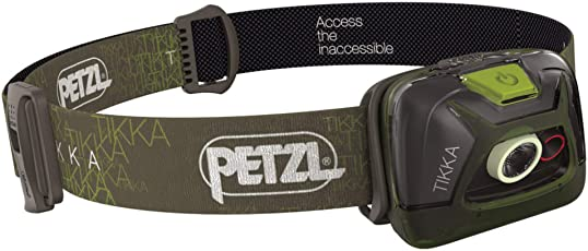 PETZL(ペツル) TIKKA ティカ E93 AA