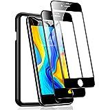 「SE2専用浮かない」 TORRAS iPhone SE2 用 ガラスフィルム 2021年新開発・浮きなし 全面保護 2枚セット ガイド枠付き 高透過率 日本製 9H強化ガラス アイフォン SE 第2世代 液晶保護フィルム 4.7インチ