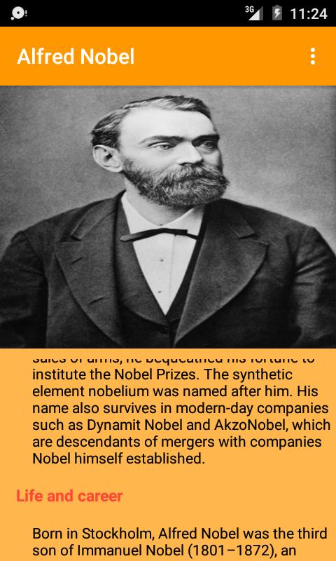 利用者:Alfred Nobel