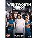Wentworth Prison: Season Four (4 Dvd) [Edizione: Regno Unito] [Import anglais]