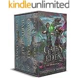 Gates of Eden: The Druid Legacy Boxed Set (Complete Trilogy + Bonus): An Arthurian Modern Fantasy
