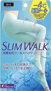 ピップ スリムウォーク 美脚美尻クールスパッツ ML 着圧 SLIMWALK