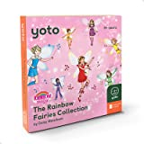 Yoto The Rainbow Stories Collection by Daisy Meadows – Kids Audio Story Cards for Yoto Player Children's Speaker | Including