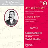Moszkowski: Piano Concerto Op