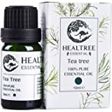 HEALTREE Tea Tree Essential Oil - Australian 100% Pure & Natural Essential Oils | Perfect for Hair & Skin Care, Air Purifier,
