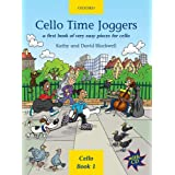 Cello Time Joggers + CD: A first book of very easy pieces for cello