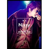 """Nissy Entertainment """"5th Anniversary"""" BEST DOME TOUR(DVD2枚組)(初回生産限定盤)"""