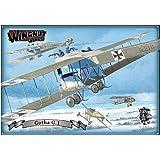 ウィングナットウィングス 1/32 ドイツ空軍 ゴータ G.1 爆撃機 プラモデル WNG32045