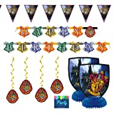 Harry Potter Party Decoration Kit by Party Tableware Today
