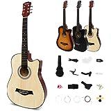 アコースティックギター 17点セット 学生・初心者入門セット ギター 入門レベル 入門練習ギター