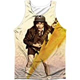 AC/DC Men's Tank Top Shirt Higher Voltage (Two Sided)