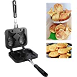 HYDDNice Taiyaki Fish-Shaped Cake Maker Waffle Pan Home DIY Cooking Party Hot Dessert