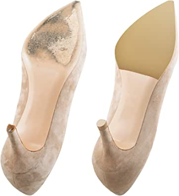 [ミスターミニット] 宅配靴修理サービス Shoe Repair <レディース> 前底ゴム&かかとゴム交換+磨きコース 1足