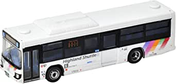 全国バスコレクション JB057 アルピコ交通 日野ブルーリボン ノンステップバス ジオラマ用品 (メーカー初回受注限定生産)