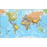 Giant World MegaMap 大型壁マップ WM001-487