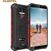 OUKITEL WP5 (2020) アウトドア スマートフォン SIMフリー スマホ本体 Android 10 IP6…