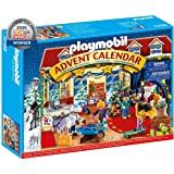 Playmobil Christmas Toy Store Advent Calendar Game