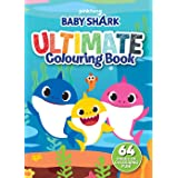 Baby Shark: Ultimate Colouring Book