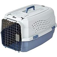 Amazonベーシック ペット用キャリー ダブルドア Mサイズ