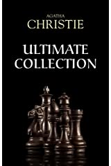 AGATHA CHRISTIE Collection : The Mysterious Affair at Styles, Poirot Investigates, The Murder on the Links, The Secret Adversary, The Man in the Brown Suit Kindle Edition