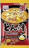 永谷園 FDブロック とん汁 10.1g×6個