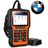 FOXWELL NT510 for BMW OBD2 Scanners Car Code Reader All System Automotive Diagnostic Scan Tool with EPB SAS TPS Oil Service R