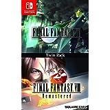 Final Fantasy VII & VIII Remastered Twin Pack - (Nintendo Switch) (輸入版)