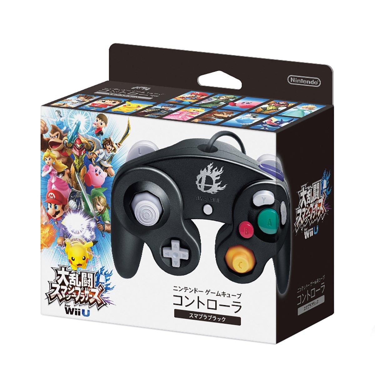 Amazon.co.jp: ニンテンドーゲームキューブコントローラ スマブラブラック ゲーム