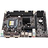 LGA775マザーボード DDR3 1066 / 1333MHz コンピュータデスクトップメインボード 統合チップ サウンドカード+ネットワークカード 低消費電力 強パフォーマンス インストール簡単