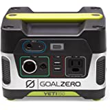 Goal Zero YETI 150 Portable Solar Generator 150W 14Ah Battery Power