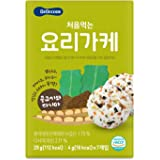 BeBecook My First Yummy Quick Food Mix (Veggie Meat & Kelp), 4 Gram (Pack of 7)