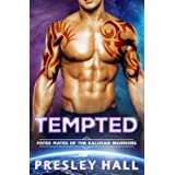 Tempted: A Sci Fi Alien Romance