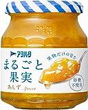 アヲハタ 砂糖不使用 250g まるごと果実 あんず