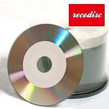レコード型CD-R レコディスク recodisc-w 50枚