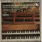 Bach: Concertos for 2 Harpsichords