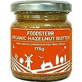 Foodsterr Organic Hazelnut Butter, 175g