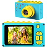 BlueFire Kids Digital Camera Mini 2 Inch Screen Children's Camera 8MP HD Digital Camera Birthday/Christmas/New Year Toy Gifts