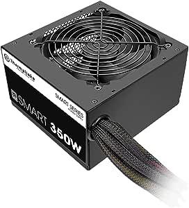Thermaltake Smart 350W -STANDARD- PC電源ユニット PS622 PS-SPD-0350NPCWJP-W
