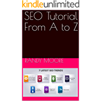 SEO Tutorial From A to Z (English Edition)