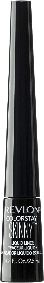 Revlon ColorStay™ Skinny Liquid Liner, Black Out, 2.5ml