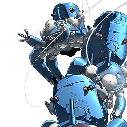 攻殻機動隊の人気壁紙画像 草薙素子,タチコマ