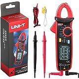 UNI-T UT210D Digital Clamp Meter AC/DC Current Voltage Resistance Capacitance Temperature Multimeter Auto Range