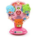 VTech 80-165950 Lil' Critters Spin and Discover Ferris Wheels, Pink (Amazon Exclusive)