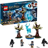 LEGO Harry Potter and The Prisoner of Azkaban Expecto Patronum 75945 Building Kit, Toy for 7+ Year Old Boys and Girls, 2019