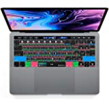 "Davinci Resolve 16 Keyboard Cover for MacBook Pro with Touch Bar 13"" & 15"" 
