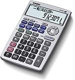 カシオ プロが認める「金融電卓」 繰上返済・ローン計算など様々な金融計算機能搭載 ジャストタイプ BF-850-N