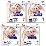 【テープ Sサイズ】グーンプラス 敏感肌設計 (4~8kg) 328枚(82枚×4) [ケース販売] 【Amazon.co.jp限定】
