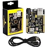 KEYESTUDIO W5500 イーサネットモジュール ネットワーク ATMEGA328 マイコン 開発ボード (POEなし) for Arduino for UNO アルディーノ キット