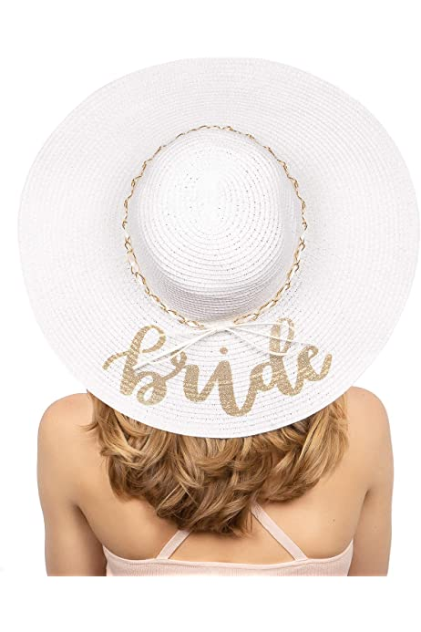 Mommy to be hat Bride Hat Floppy Sun Hat Mommy Hat Sequin Sun Hat Babymoon hat Beach hat Babymooning hat- Baby on Board Hat